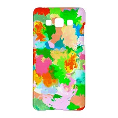 Colorful Summer Splash Samsung Galaxy A5 Hardshell Case  by designworld65