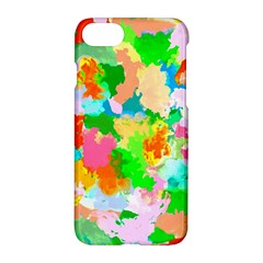 Colorful Summer Splash Apple Iphone 7 Hardshell Case by designworld65