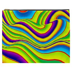 Summer Wave Colors Cosmetic Bag (xxxl)  by designworld65