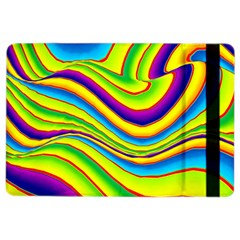 Summer Wave Colors Ipad Air 2 Flip by designworld65
