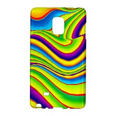 Summer Wave Colors Galaxy Note Edge by designworld65
