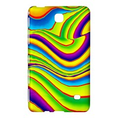 Summer Wave Colors Samsung Galaxy Tab 4 (7 ) Hardshell Case  by designworld65