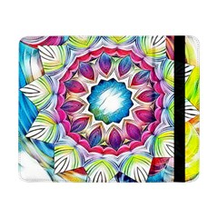 Sunshine Feeling Mandala Samsung Galaxy Tab Pro 8 4  Flip Case by designworld65