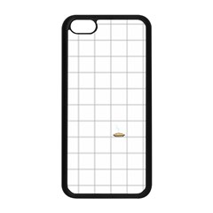 Pie Cooling On The Window Pane Pattern Apple Iphone 5c Seamless Case (black) by emilyzragz