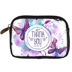 Thank You Digital Camera Cases by Zhezhe