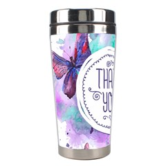 Thank You Stainless Steel Travel Tumblers by Zhezhe