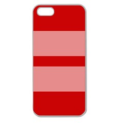 Marriage Equality Apple Seamless Iphone 5 Case (clear) by TailWags
