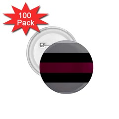 Metrosexual Flag 1 75  Buttons (100 Pack)  by TailWags