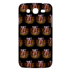 Cute Animal Drops   Piglet Samsung Galaxy Mega 5 8 I9152 Hardshell Case  by MoreColorsinLife