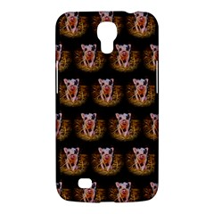 Cute Animal Drops   Piglet Samsung Galaxy Mega 6 3  I9200 Hardshell Case by MoreColorsinLife