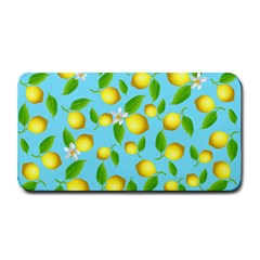 Lemon Pattern Medium Bar Mats by Valentinaart