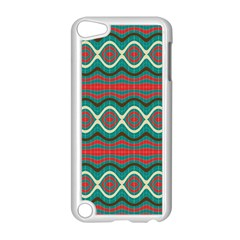 Ethnic Geometric Pattern Apple Ipod Touch 5 Case (white) by linceazul