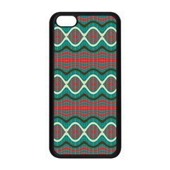 Ethnic Geometric Pattern Apple Iphone 5c Seamless Case (black) by linceazul