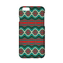 Ethnic Geometric Pattern Apple Iphone 6/6s Hardshell Case by linceazul
