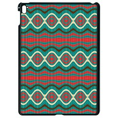 Ethnic Geometric Pattern Apple Ipad Pro 9 7   Black Seamless Case by linceazul