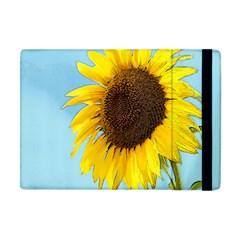 Sunflower Apple Ipad Mini Flip Case by Valentinaart