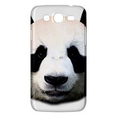 Panda Face Samsung Galaxy Mega 5 8 I9152 Hardshell Case  by Valentinaart