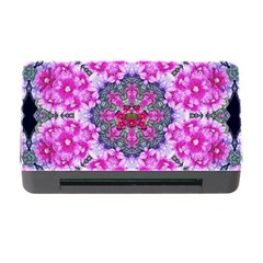 Fantasy Cherry Flower Mandala Pop Art Memory Card Reader With Cf by pepitasart