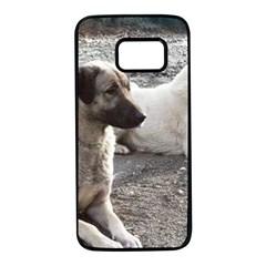2 Anatolians Samsung Galaxy S7 Black Seamless Case
