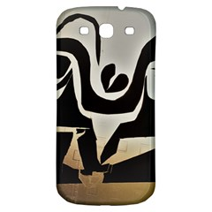 With Love Samsung Galaxy S3 S Iii Classic Hardshell Back Case by MRTACPANS