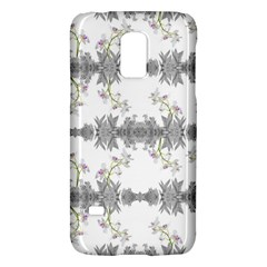 Floral Collage Pattern Galaxy S5 Mini by dflcprints