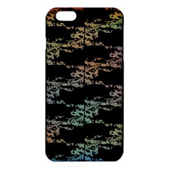 Birds With Nest Rainbow Iphone 6 Plus/6s Plus Tpu Case by ssmccurdydesigns