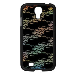 Birds With Nest Rainbow Samsung Galaxy S4 I9500/ I9505 Case (black) by ssmccurdydesigns