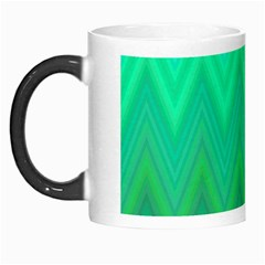 Zig Zag Chevron Classic Pattern Morph Mugs by Nexatart