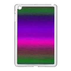 Ombre Apple Ipad Mini Case (white) by ValentinaDesign