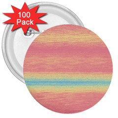 Ombre 3  Buttons (100 Pack)  by ValentinaDesign