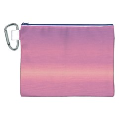 Ombre Canvas Cosmetic Bag (xxl) by ValentinaDesign