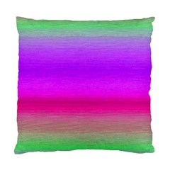 Ombre Standard Cushion Case (one Side) by ValentinaDesign