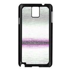Ombre Samsung Galaxy Note 3 N9005 Case (black) by ValentinaDesign