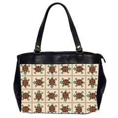 Native American Pattern Office Handbags (2 Sides)  by linceazul