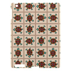 Native American Pattern Apple Ipad 3/4 Hardshell Case by linceazul