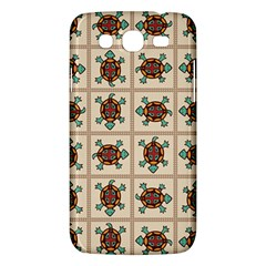 Native American Pattern Samsung Galaxy Mega 5 8 I9152 Hardshell Case  by linceazul