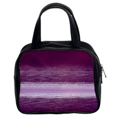 Ombre Classic Handbags (2 Sides) by ValentinaDesign