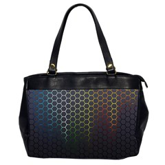 Abstract Resize Office Handbags (2 Sides)  by amphoto