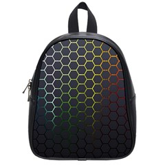 Abstract Resize School Bag (small) by amphoto