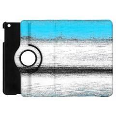 Ombre Apple Ipad Mini Flip 360 Case by ValentinaDesign