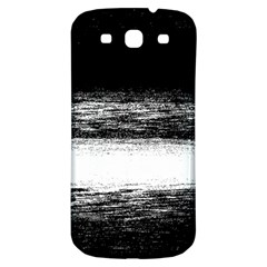 Ombre Samsung Galaxy S3 S Iii Classic Hardshell Back Case by ValentinaDesign