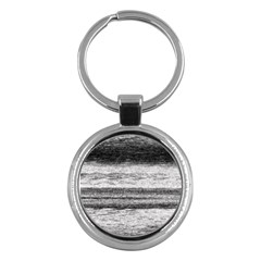Ombre Key Chains (round)  by ValentinaDesign
