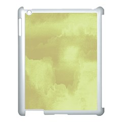Ombre Apple Ipad 3/4 Case (white) by ValentinaDesign