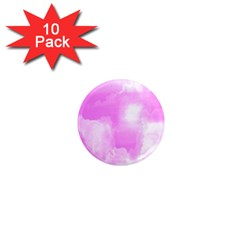 Ombre 1  Mini Magnet (10 Pack)  by ValentinaDesign