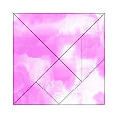 Ombre Acrylic Tangram Puzzle (6  X 6 )