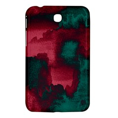 Ombre Samsung Galaxy Tab 3 (7 ) P3200 Hardshell Case  by ValentinaDesign
