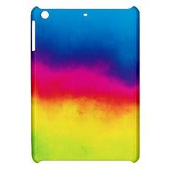 Ombre Apple Ipad Mini Hardshell Case by ValentinaDesign