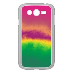 Ombre Samsung Galaxy Grand Duos I9082 Case (white) by ValentinaDesign