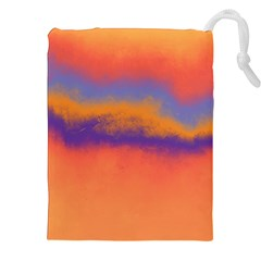 Ombre Drawstring Pouches (xxl) by ValentinaDesign