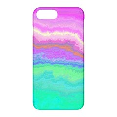 Ombre Apple Iphone 7 Plus Hardshell Case by ValentinaDesign